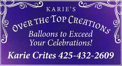 Karie's Over The Top Creations