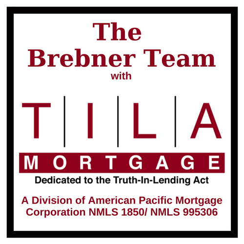Brebner Team with TILA Mortgage