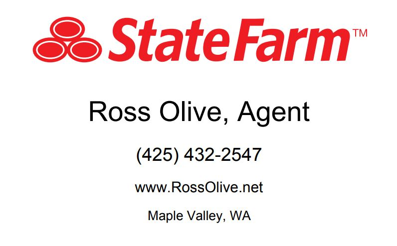 ross olive state farm